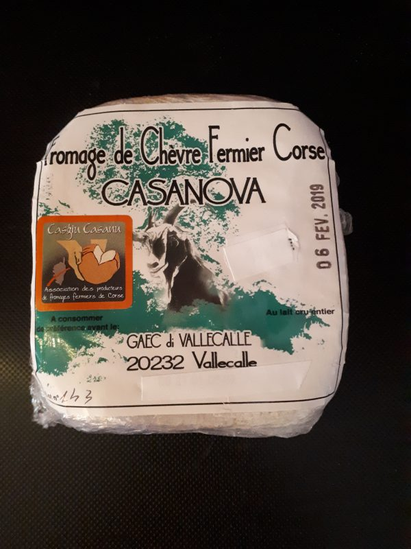 casanova fromages chèvre